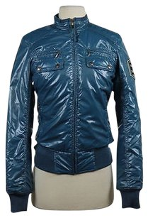 Hysteric Glamour Womens Med Nylon Jacket Outer Coat
