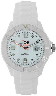 Ice Ice Watch Unisex Silicone White Watch