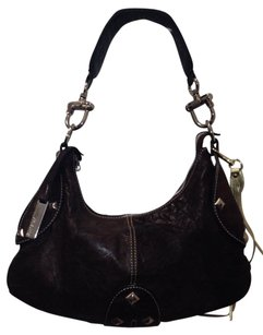 Ice Mania Leather Italy Hobo Bag