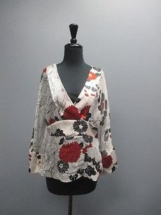 Ice Shear Long Sleeved With Tank On Inside Sm4495 Top Black Red White
