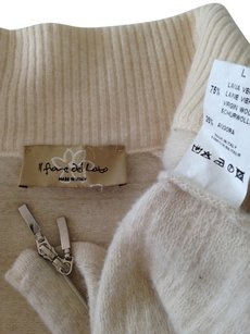 Il Fiore del Loto Made in Italy Italian Designer Sweater