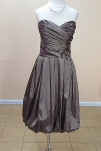 Impression Bridal Mocha 20032 Dress