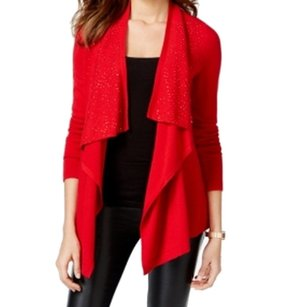 INC International Concepts 5d454re899 Cardigan Sweater