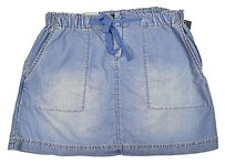 INC International Concepts 63 61 Skirt Blue