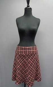 INC International Concepts Skirt Brown And Pink