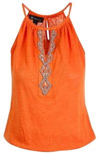 INC International Concepts Top Orange
