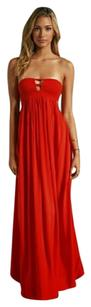 Red/White Maxi Dress by Indah Stone Cold Fox