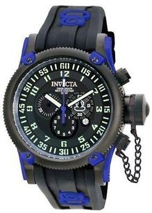 Invicta Invicta Russian Diver Silicone Chronograph Mens Watch 10180