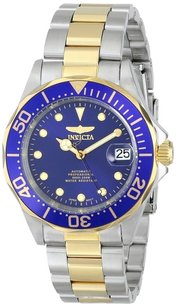 Invicta New Invicta Men's 8935 Pro Diver Collection Two-Tone Stainless Steel Watch with Link Bracelet
