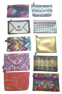Other Ipsy cosmetic bags set of 10