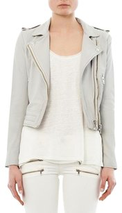 IRO Luiga Dove Light Faded Gray Jacket