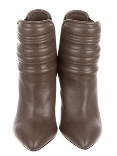 IRO Taupe Leather Boots