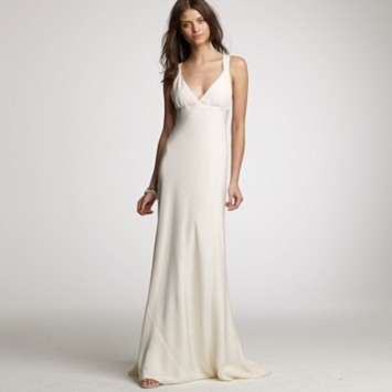 J Crew Avery Gown Wedding Dress Tradesy Weddings
