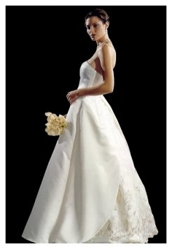 Jessica mcclintock 22324 wedding dress tradesy weddings for Jessica mcclintock wedding dresses outlet