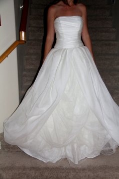 Vera Wang White Label Style Vw351178 Wedding Dress
