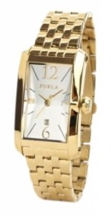 Furla Furla Gold Ladies Iris Bracelet Watch