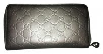 Gucci Interlocking G zip around Guccisima Gucci Wallet