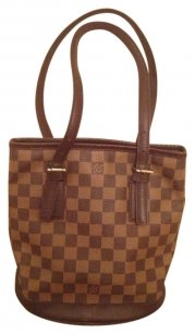 Louis Vuitton Marais Tote in Damier Ebene
