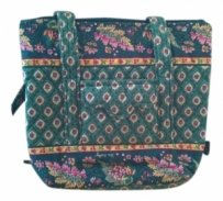 Vera Bradley Villager Style In Shoulder Bag