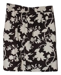 Banana Republic Skirt brown & cream