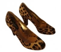 Dolce & Gabbana Animal Print Pumps