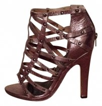 Dolce Vita Coppery Bronze Sandals