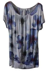 LC Lauren Conrad Top Blue, purple