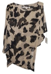 Rachel Roy Top Printed Floral