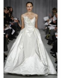 Amsale Coco Wedding Dress