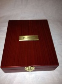 Cameron Wine Valet 4 Piece Box Set