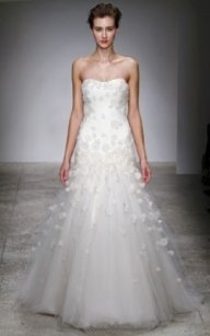 Christos T243 Regina Wedding Dress