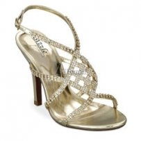 Coloriffics Broadway Wedding Shoes