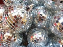 Lot Of 60 Disco Balls Free Shipping