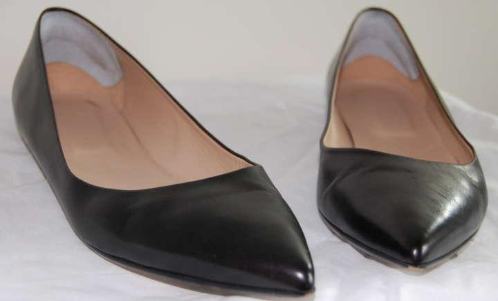 Find great deals on eBay for pointed toe, black, flat. Shop with confidence.