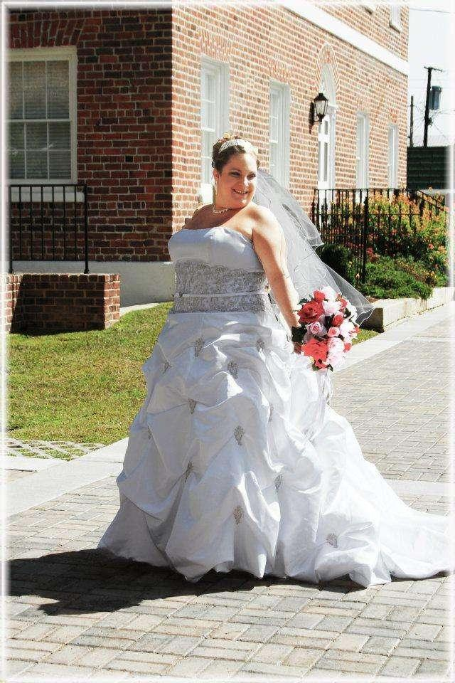 christian michelle wedding dress tradesy weddings