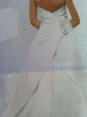 David 39 s bridal jp304 wedding dress tradesy for St tropez wedding dress