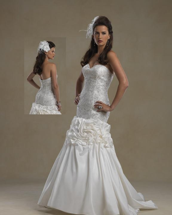 Forever Yours Wedding Gowns: Forever Yours International 4968 Fantasy Wedding Dress