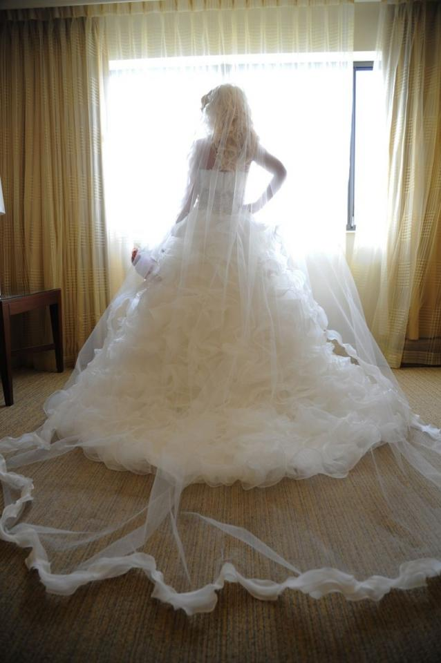 justin alexander customized couturestyle ballroom gown