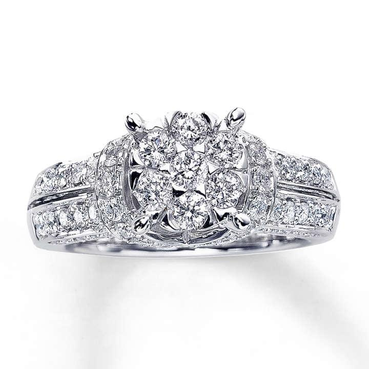 Carat Diamond Ring Kay Jewelers