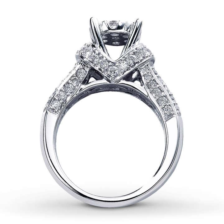 Kay Jewelers Kay Jewelers Unique Diamond Engagement Ring