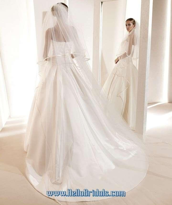 La sposa dilan wedding dress tradesy weddings for La sposa wedding dress price