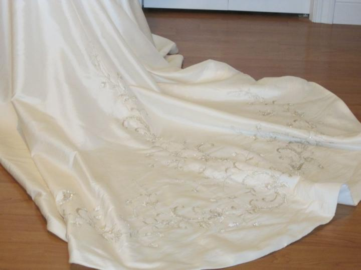Le spose di gio wedding dress tradesy weddings for Di gio wedding dress prices