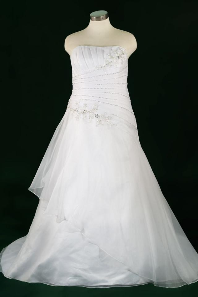 Tradesy error for Plus size wedding dress designers