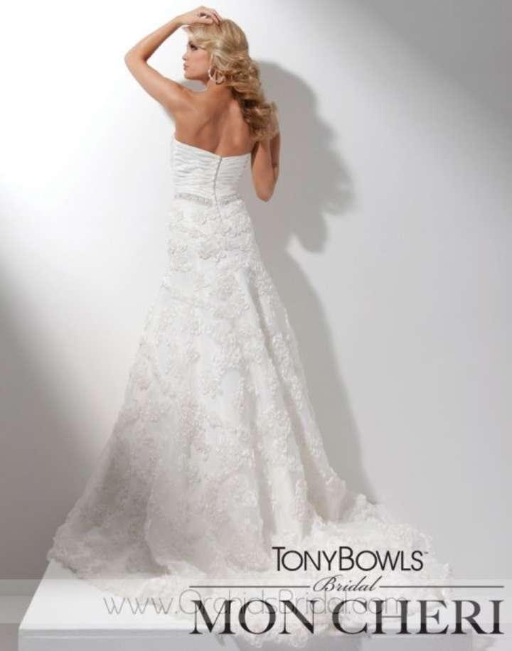 Tony Bowls For Mon Cheri Style T211283 Wedding Dress