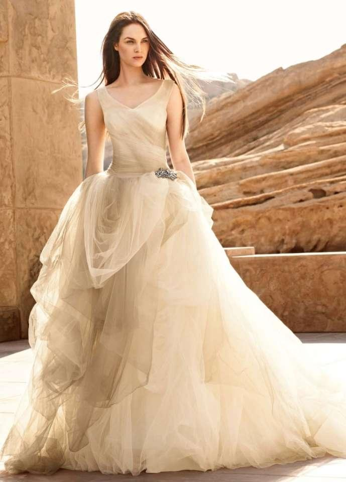Ball Gown Wedding Dresses By Vera Wang : Moved permanently