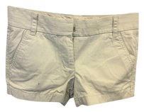 J.Crew Mini/Short Shorts Light Beige