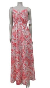 pink red blue Maxi Dress by Jack by BB Dakota Bellini