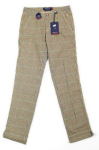 Jaggy 25 Plaid Womens Pants