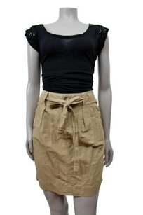 James Perse Los Angeles Skirt camel