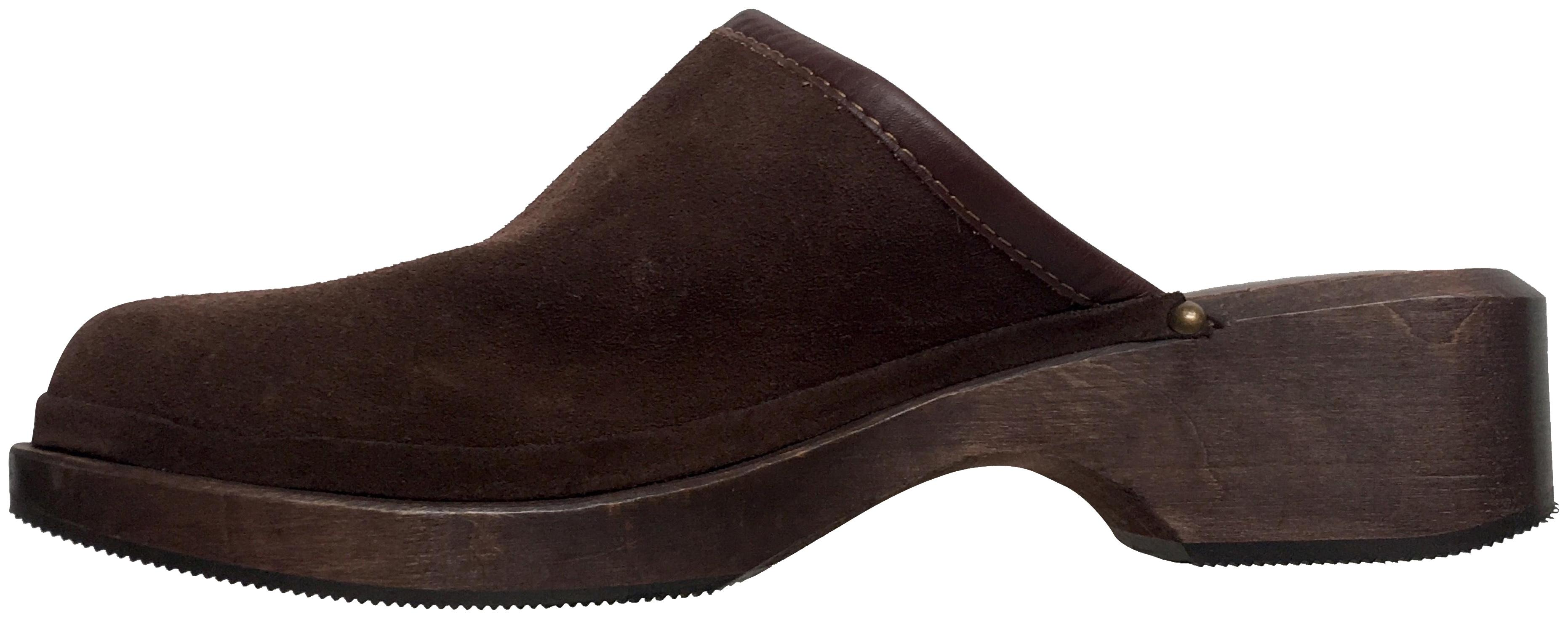 J.Crew Brown Vintage Clogs Boots/Booties Size US 8 Regular (M, B)